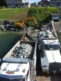 work barge